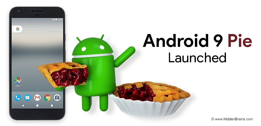 Android Pie: The latest Android Operating System version