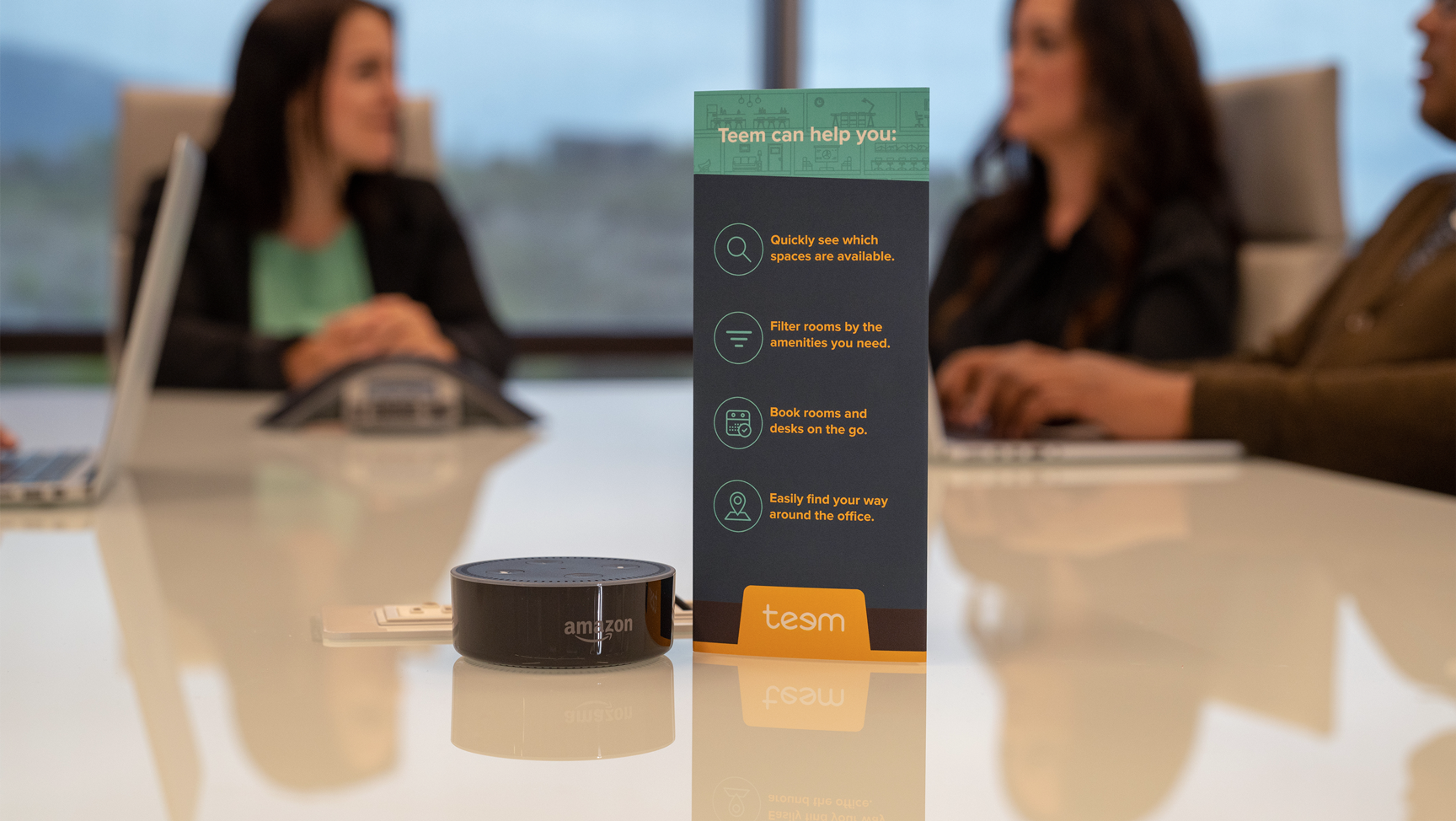 Alexa can now reserve conference rooms - letsthinkeasy com