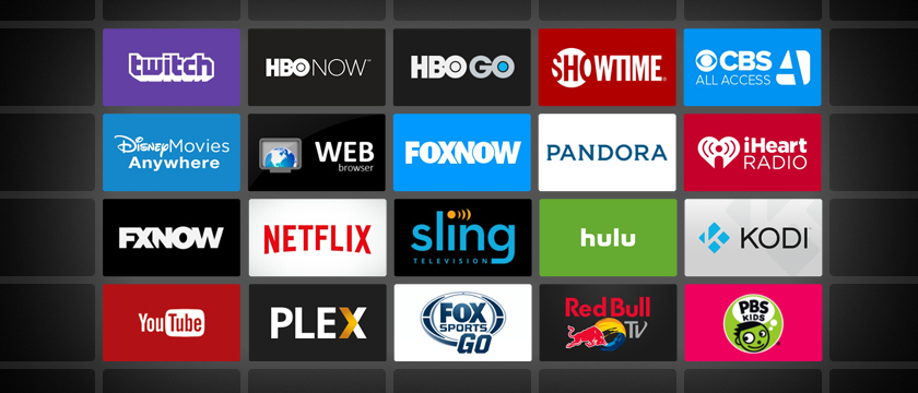 Top streaming apps for your new TV - letsthinkeasy com