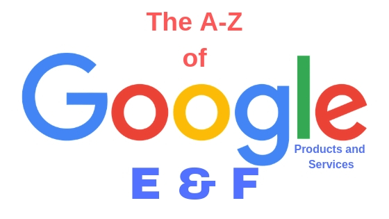 google products and services ef