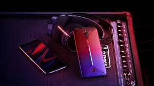nubia cooling phone