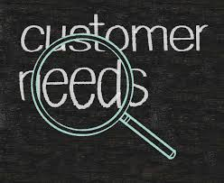 sales customer needs