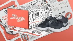 Nike Adventure Club-Kid's Shoes Subscription