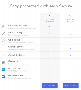 Eero And Its Interesting New Subscriptions