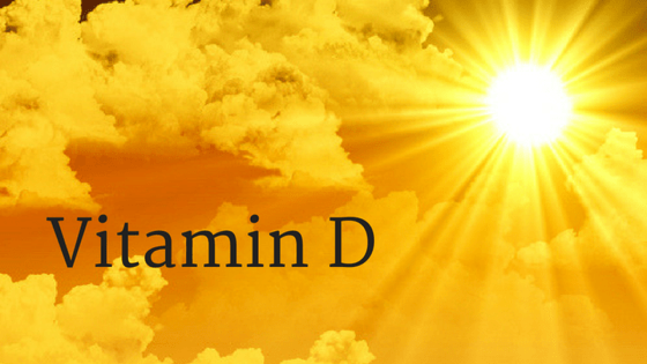 which vitamin is in sunlight