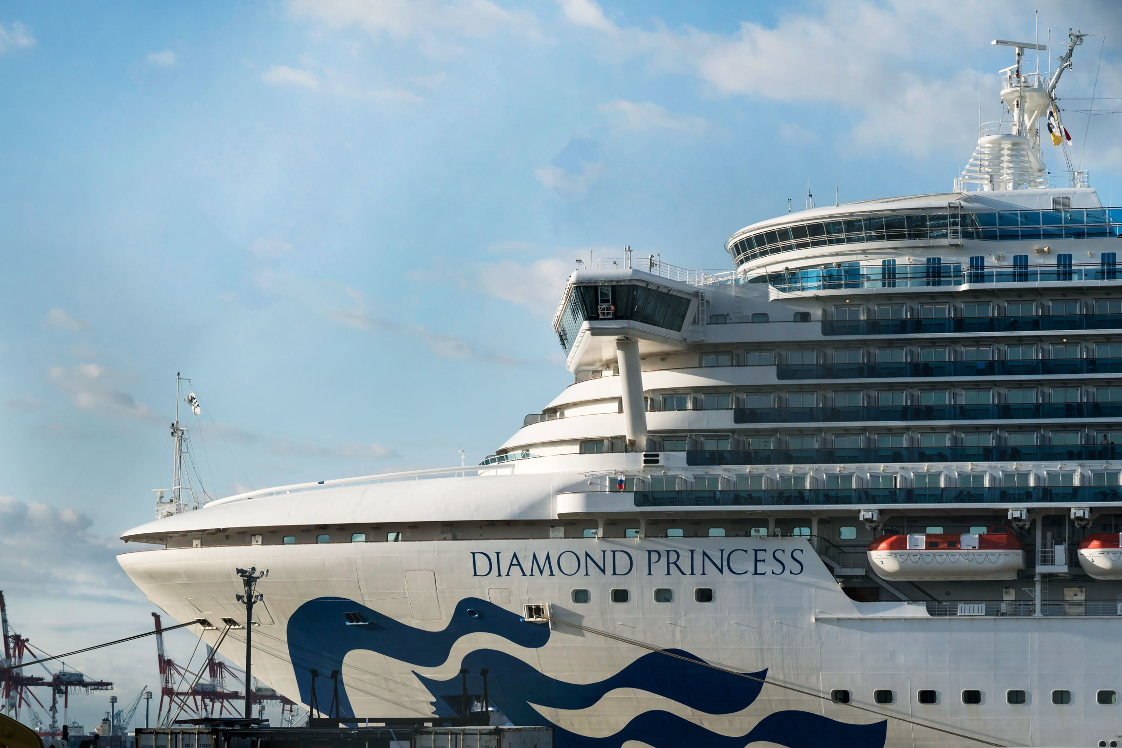 Fight Against Coronavirus - CDC Warns Americans Against Travelling Via Cruises