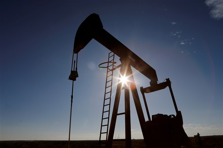 Crude Oil Prices Fall Below Zero