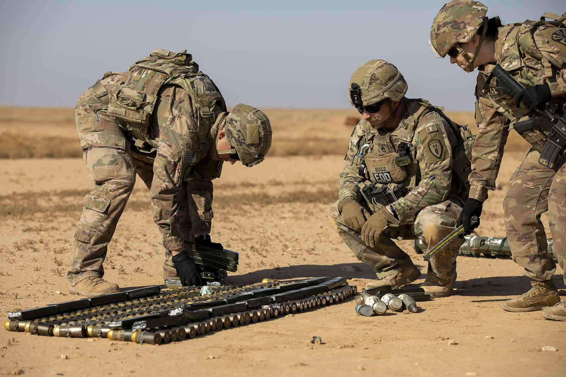 Global Military Expenditure Highest In A Decade - SIPRI Research