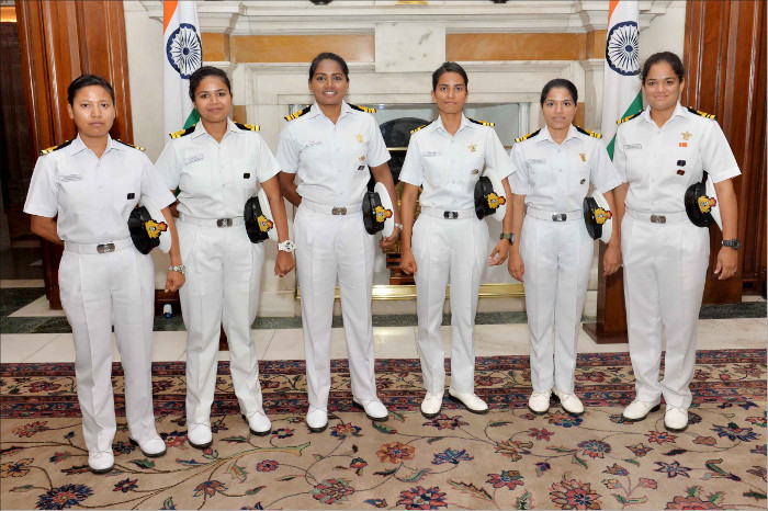 Women Allowed to Apply For Provost In The Indian Navy