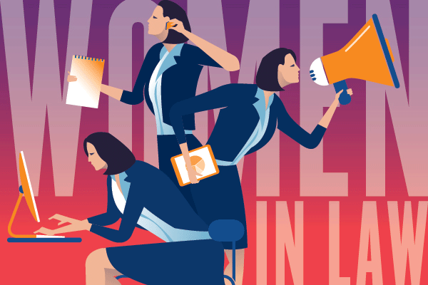 Women Employees Increase Further Recruitment Of Women In Law