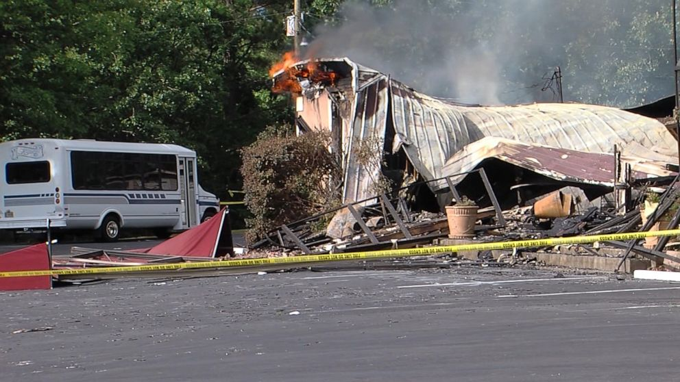 Mississippi Church That Defied Coronavirus Restrictions Burns Down