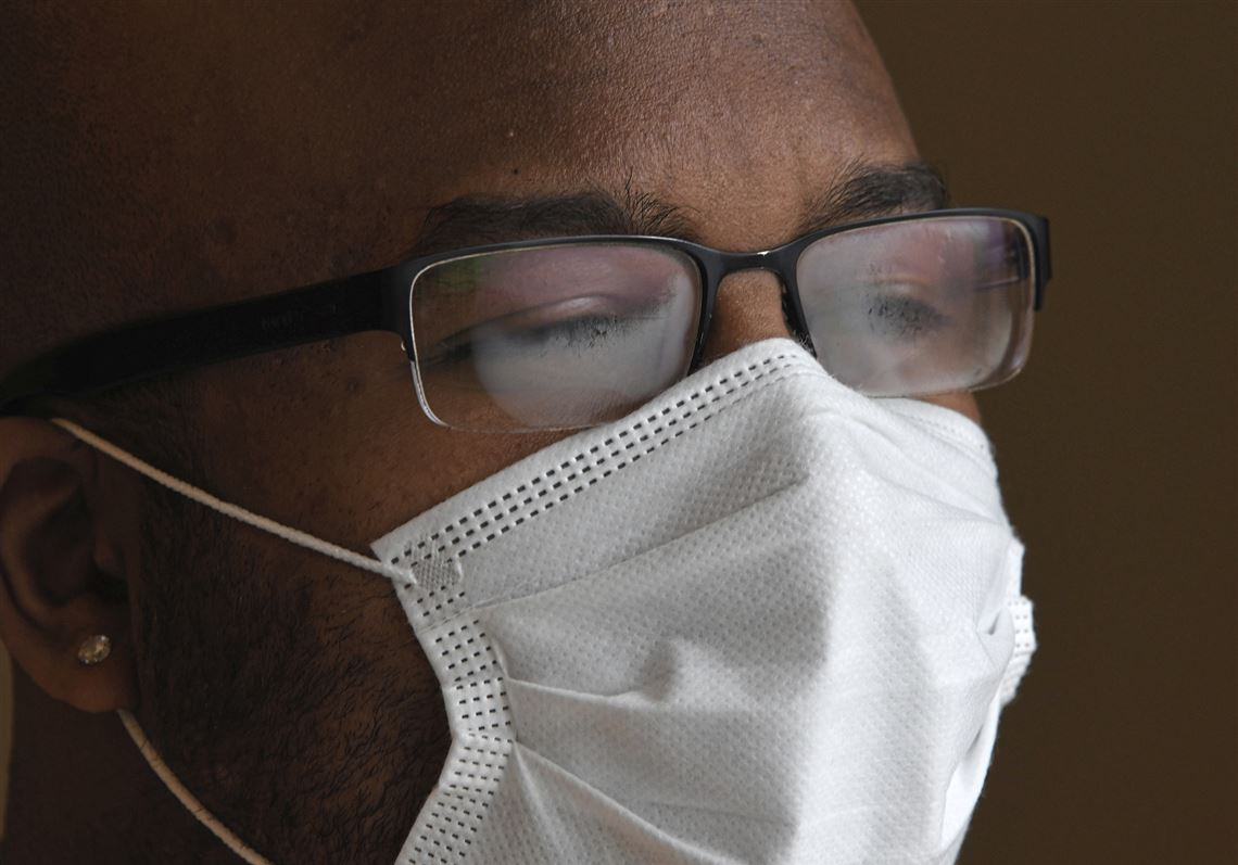 Coronavirus Update - Why Wearing Masks Is Difficult For People With Glasses