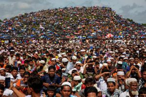 Myanmar Submits Report On Rohingya Muslims To The ICJ