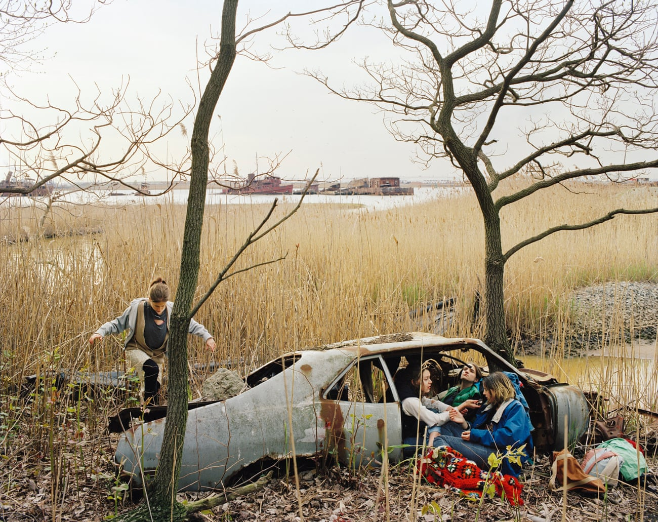 Justine Kurland And America's Young, Wild Women