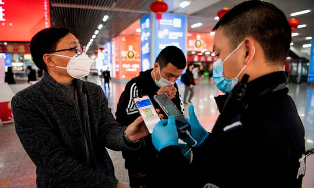 Coronavirus Update - Chinese City To Make Mandatory Virus Tracking App Permanent