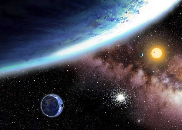 Life Can Prosper In Hydrogen-Rich Environment - Possibilities Of Finding Alien Life Increased