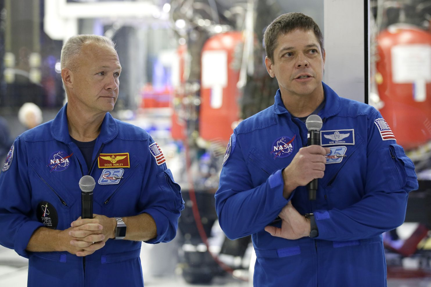 NASA To Send Americans To Space For The First Time In A Decade