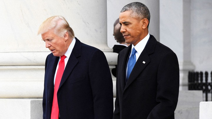 Donald Trump And His Obsession With Barack Obama