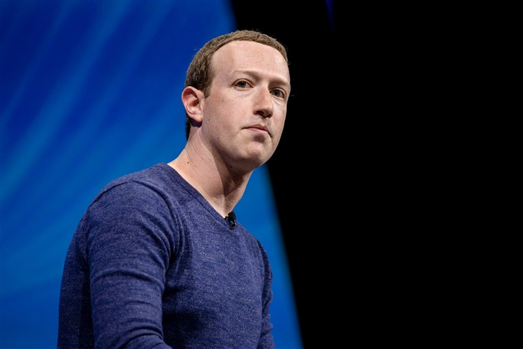 Mark Zuckerberg Facing Backlash Over Inaction On Trump's Inflammatory Posts