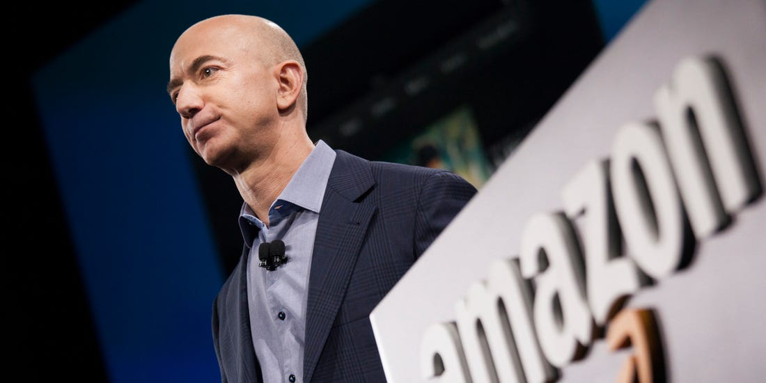 Jeff Bezos Publicly Responds To Angry Mails About Black Lives Matter