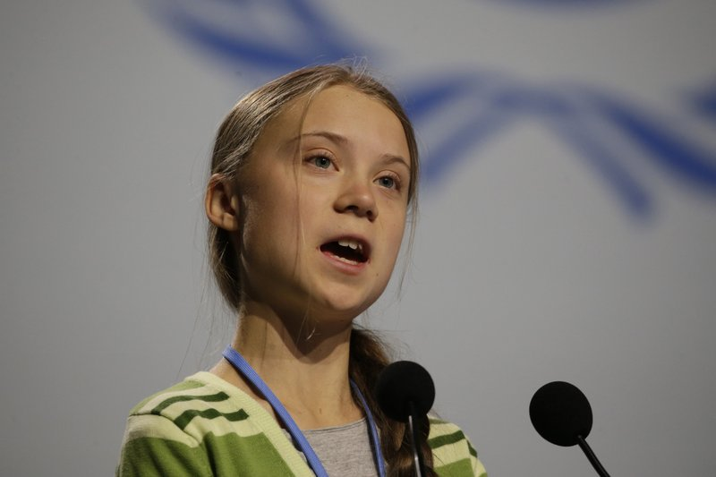 Greta Thunberg Calls Out Hypocrisy On Taking Action Against Climate Change