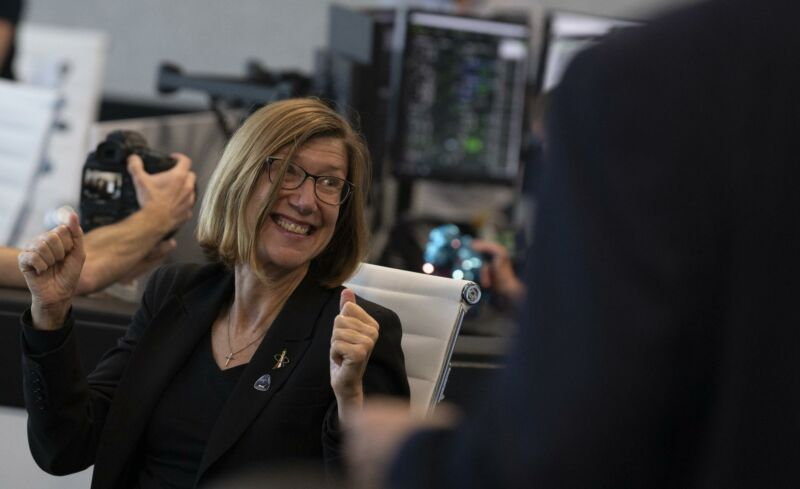 NASA Appoints First Female Director Of Human Spaceflight