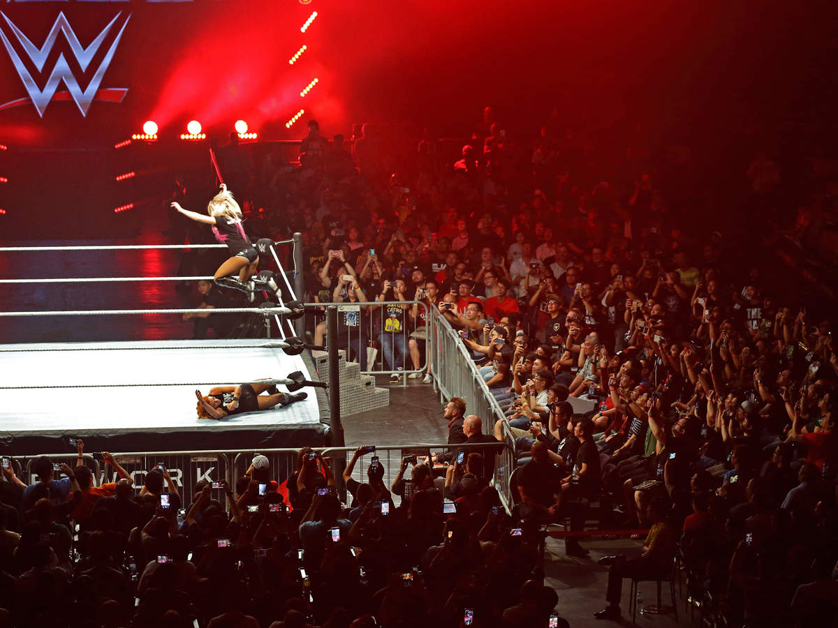 WWE Wrestler Tests Positive For Coronavirus