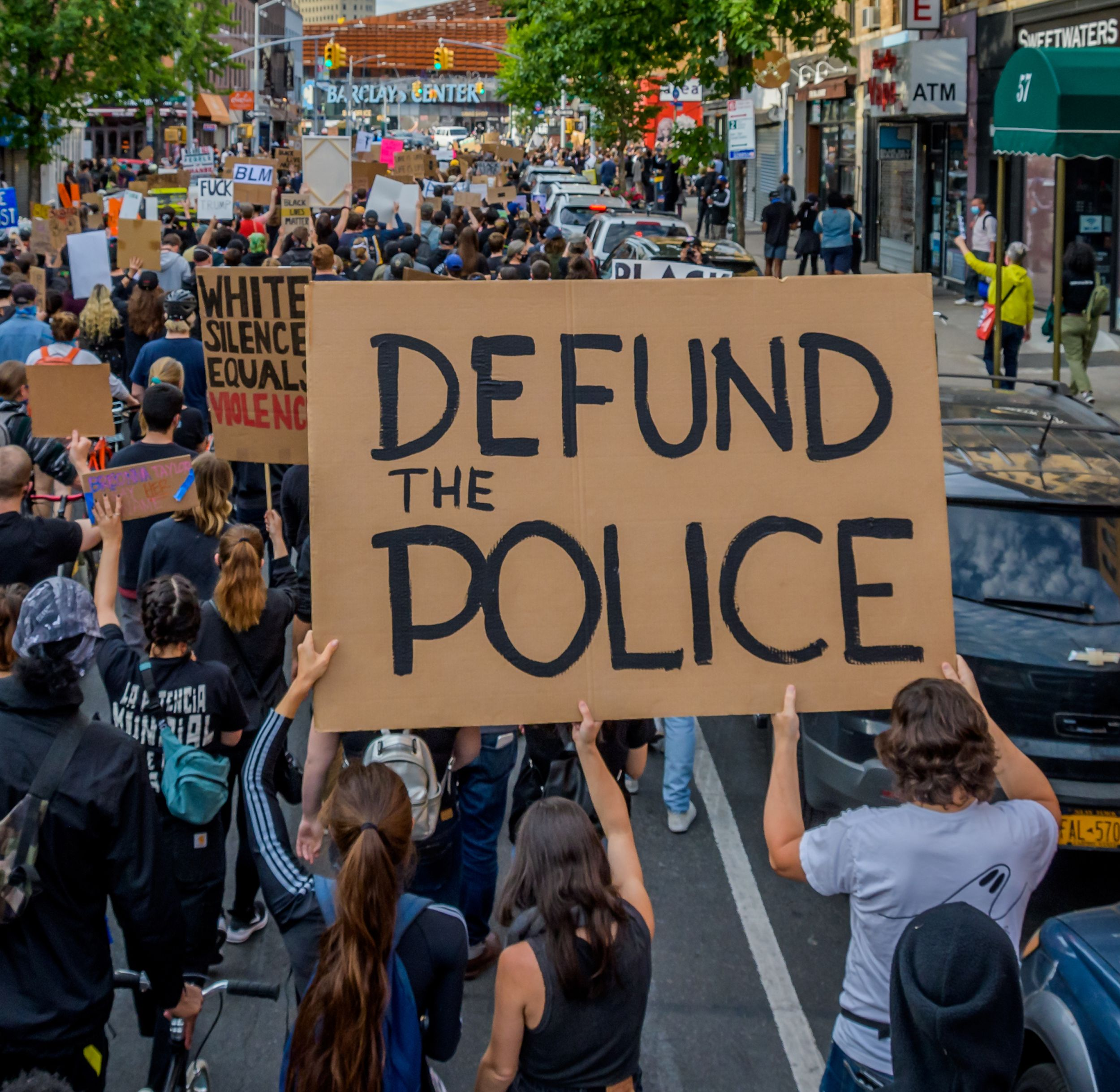 """""""Black Lives Matters = Defund The Police"""" - What Does It Mean?"""