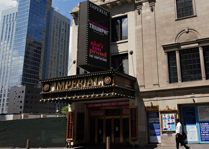 Broadway Cancels Shows For 2020