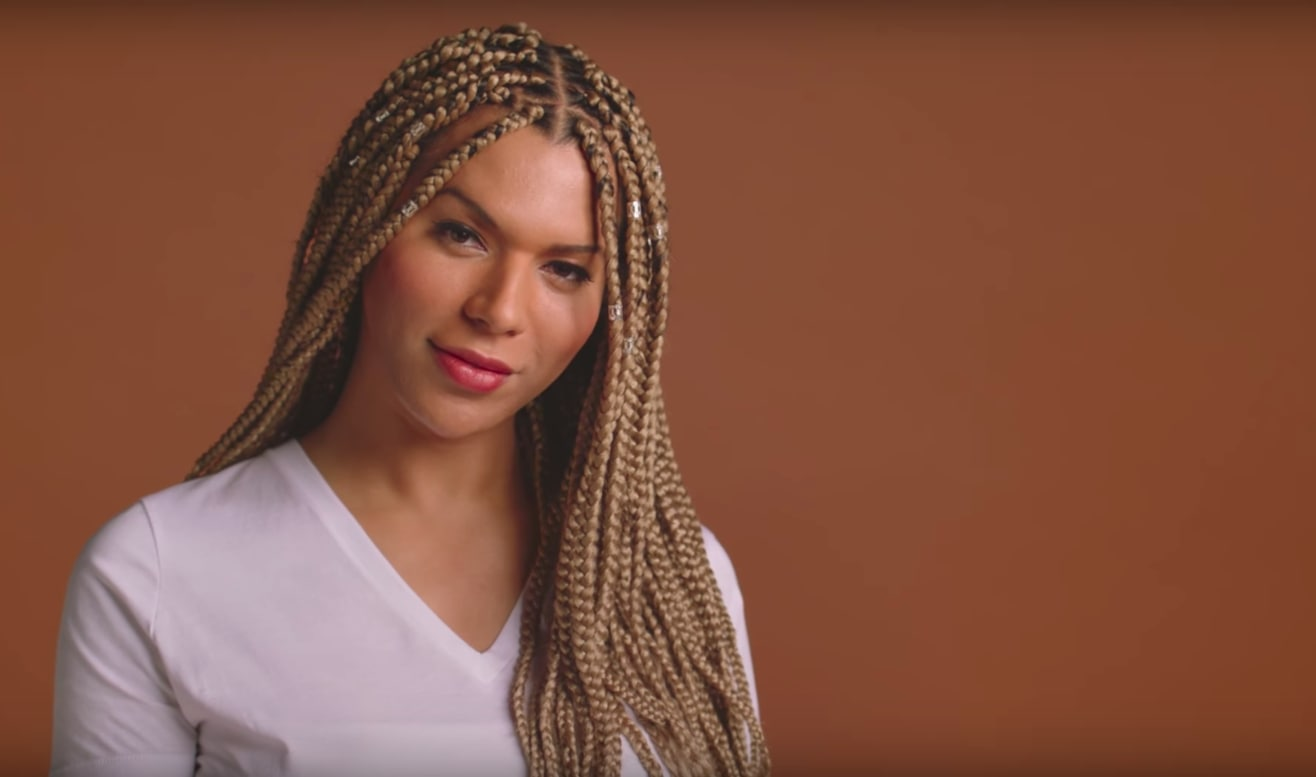Munroe Bergdorf Talks About Hypocrisy In The Fashion Industry