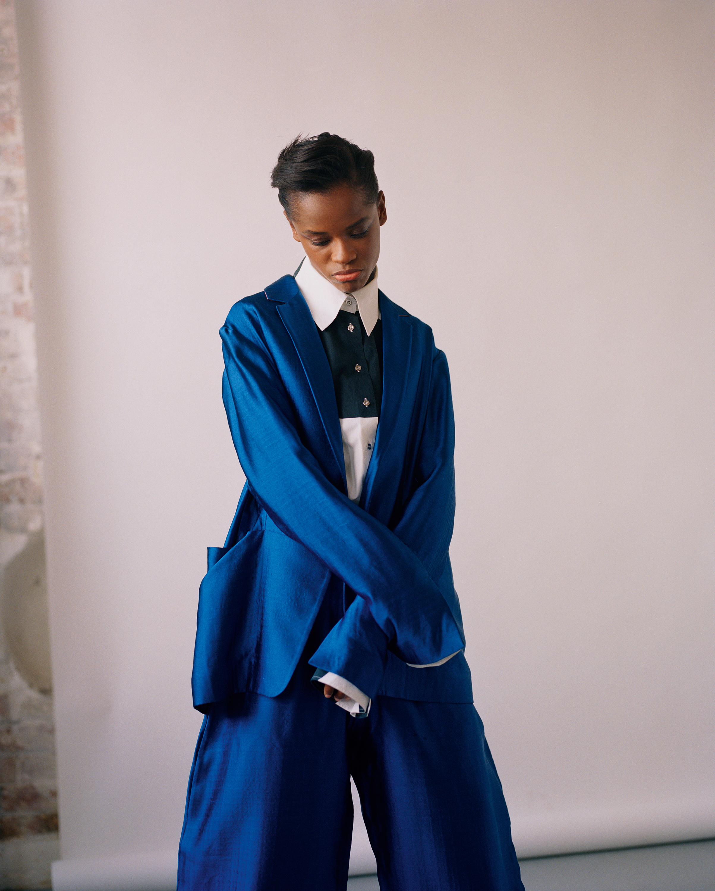 Letitia Wright On All Things Beauty