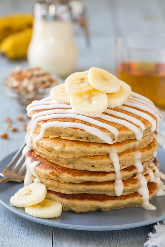 Pancakes You'll Want To Make Over And Over Again