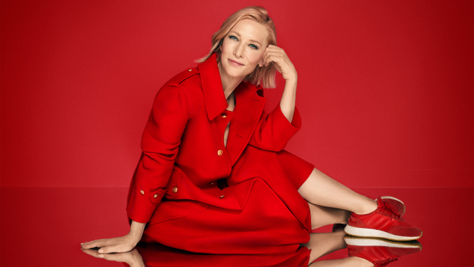 Cate Blanchett On Fashion, Feminism, And Fragrance