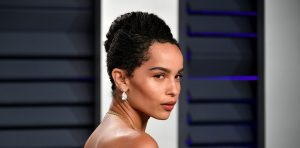 Zoë Kravitz On All Things Beauty