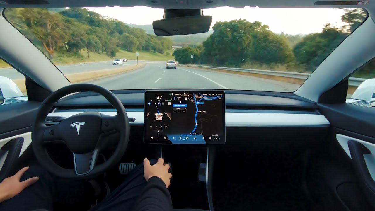 "Tesla To Develop Tech With Level 5 Autonomy ""Very Quickly"" - CEO Elon Musk"