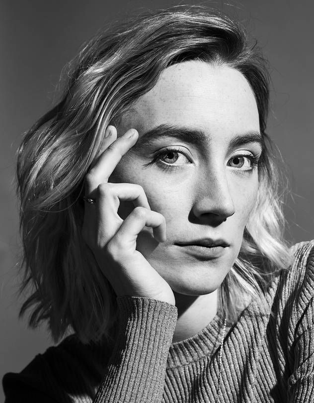 Saoirse Ronan On Beauty, Red Carpet, And Womanhood