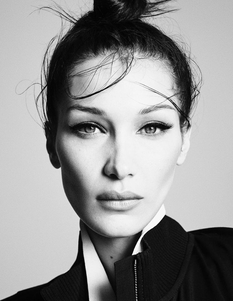 Bella Hadid On Beauty Secrets, Sins, And More
