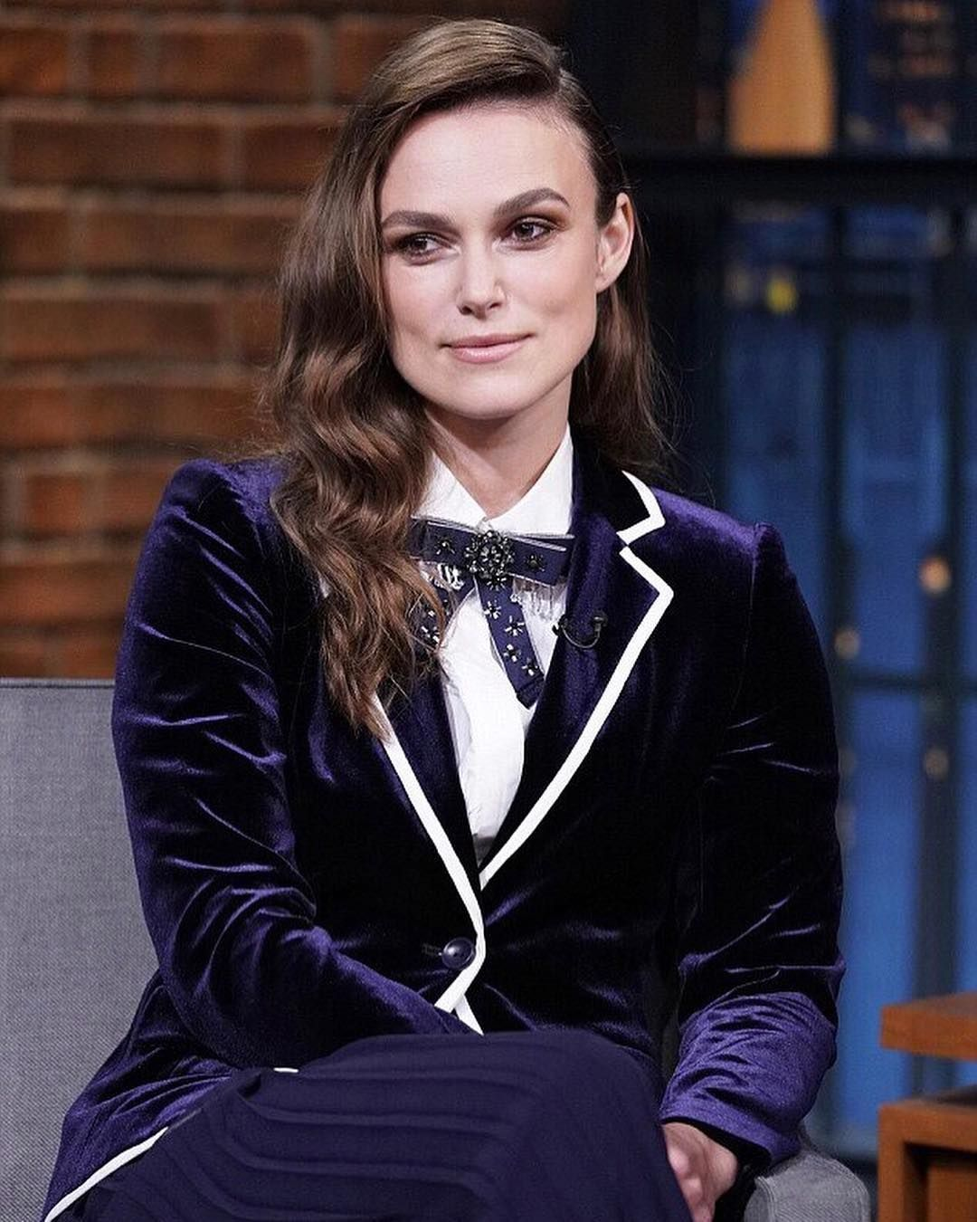 Kiera Knightley And Her World Of Beauty