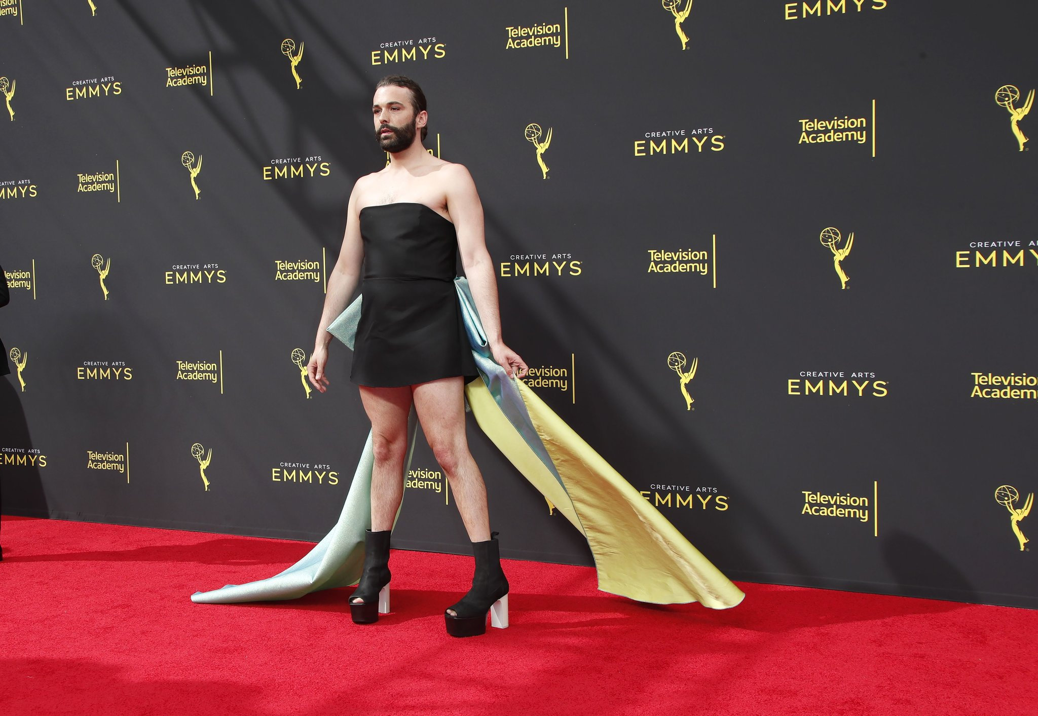 Jonathan Van Ness On Grooming, Makeup, and Queer Eye