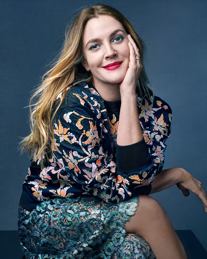 Drew Barrymore On Flower Beauty, Fitness, And Friendships